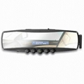 bluetooth rearview mirror  1