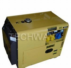 5kw Silence Portable Generator