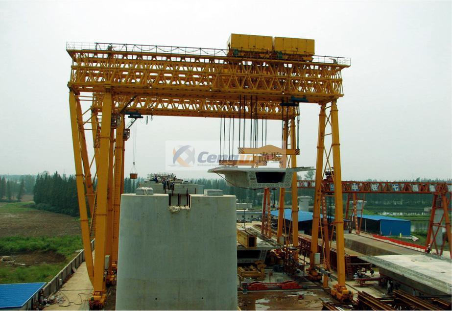 Gantry Crane for Bridge & Port 1
