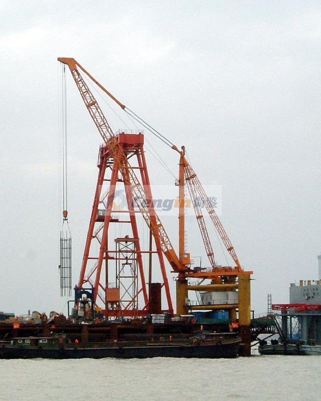 Gantry Crane for Bridge & Port 3