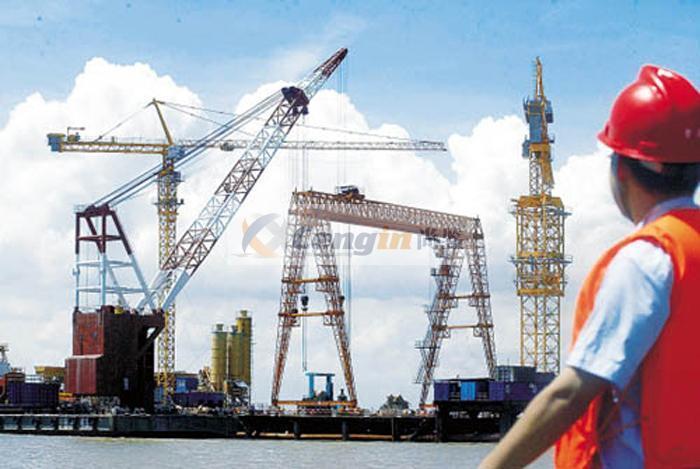 Gantry Crane for Bridge & Port 4