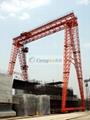 Gantry Crane for Precast Element Field 4