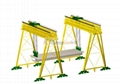 Gantry Crane for Precast Element Field 5