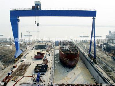 Gantry Crane for Shipbuilding 3