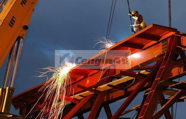 Cantilever Precast Segments Launching Crane 1