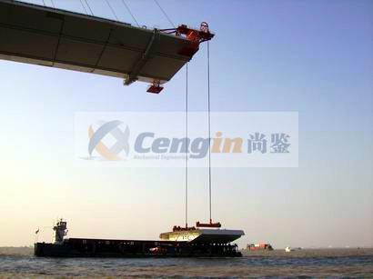 Cantilever Precast Segments Launching Crane 3