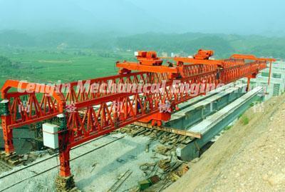 Road Construction Launching Crane 1