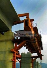 Span by Span Precast Segment Launching Crane