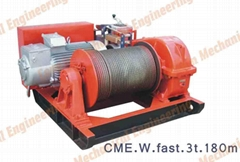 Various Electric Winch