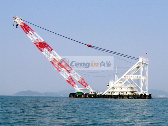 Floating Crane 1