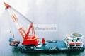 Floating Crane 2