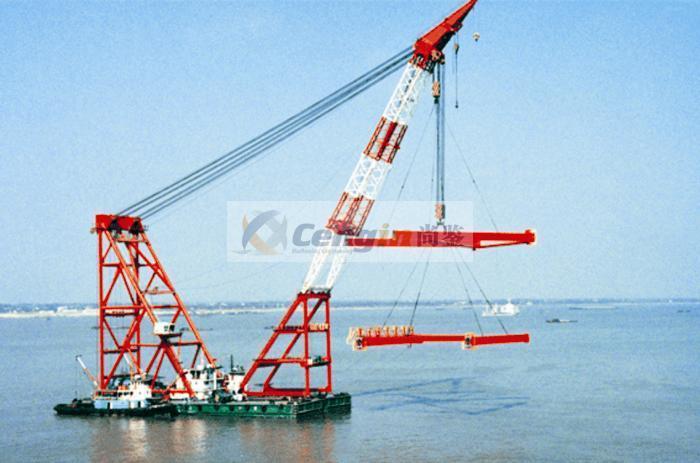 Floating Crane 3