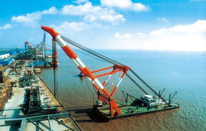 Floating Crane 4