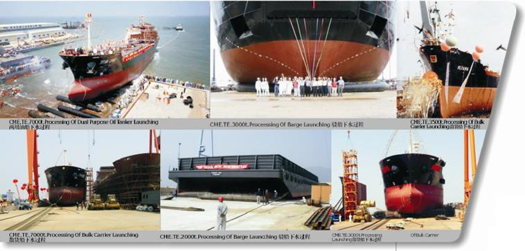 Ship Launching or Traction Equipment 1