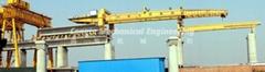 Segments Assembly Launching Crane