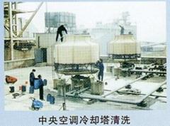 上海中央空调循环水处理