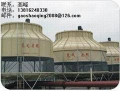 上海中央空调冷却塔系统维护保养