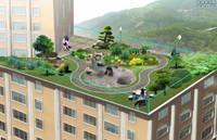深圳私家花园景观设计