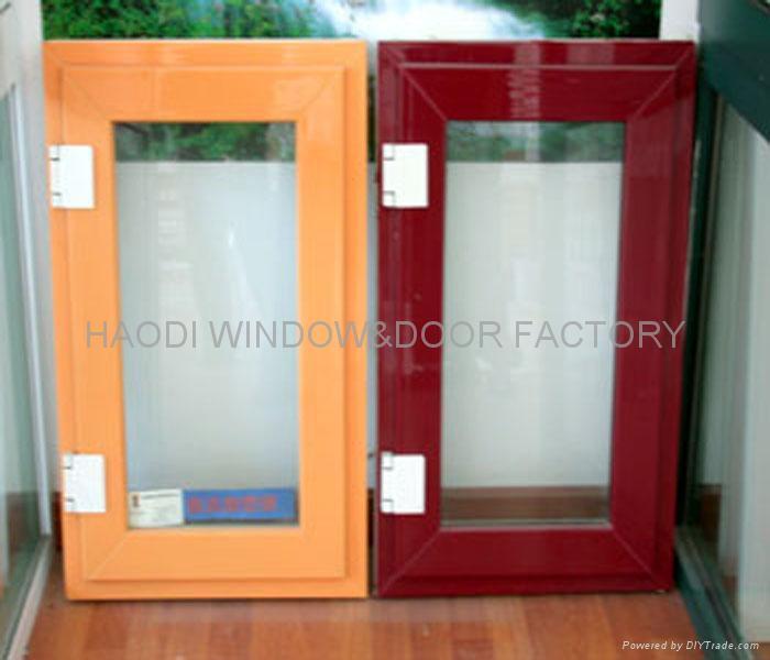 China Pvc Windows : China pvc window hdw c haodi plastic