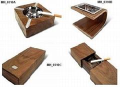 Sheesham Wood Ash Tray