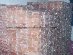 NATURAL SALT TILES AND BRICKS