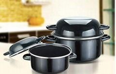 shell pot cookware(kitchenware) all color all sizes