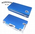 Aluminum protector guard for DSi case