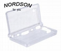 Crystal case for DSi