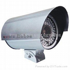 100米紅外夜視防水攝像機