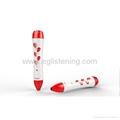 Read rose Audio read pen talking pen