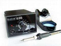 60W temp. controled solder iron BK936