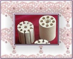 porous MgO tube