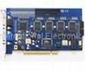 8 channels dvr card 120fps(NTSC)