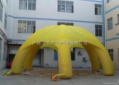 充气帐篷tent-002