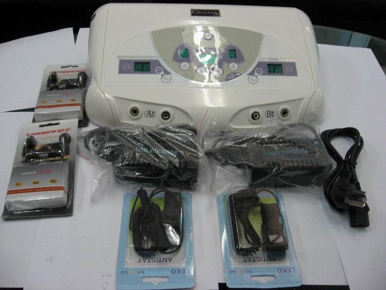 Ionic cleanse detox foot spa with mp3 1