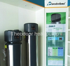 X6 all in one heat pump water heater