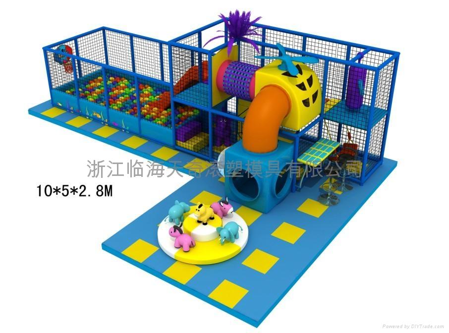 室内淘气堡玩具 2