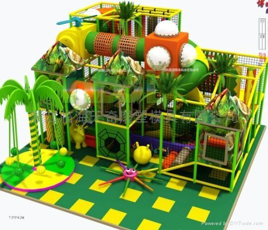 室内淘气堡玩具 5