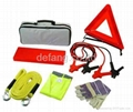 Car Emergency Tools Kit