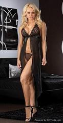 lingerie dress gown