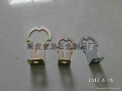 電動自行車燈支架