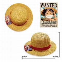 海賊王路飛草帽