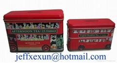 tin money box