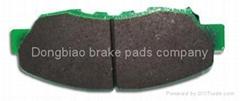HONDA VAUXHALL brake pad auto car spare brake shoe pads after market