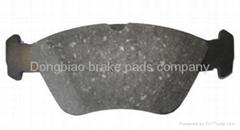 LAND ROVER TOYOTA brake pad auto car spare brake parts shoe pads