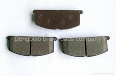 LANCIA LINCOLN brake pad car spare brake parts shoe after market