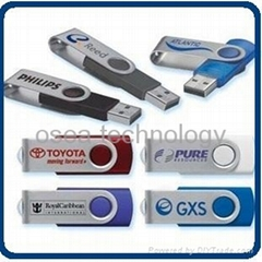 Custom Logo USB Flash Drive