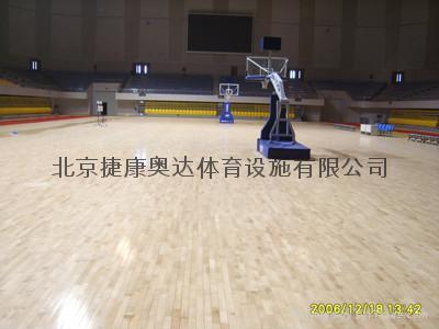 体育场馆实木运动地板 1