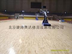 体育场馆实木运动地板