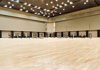 体育场馆实木运动地板 5